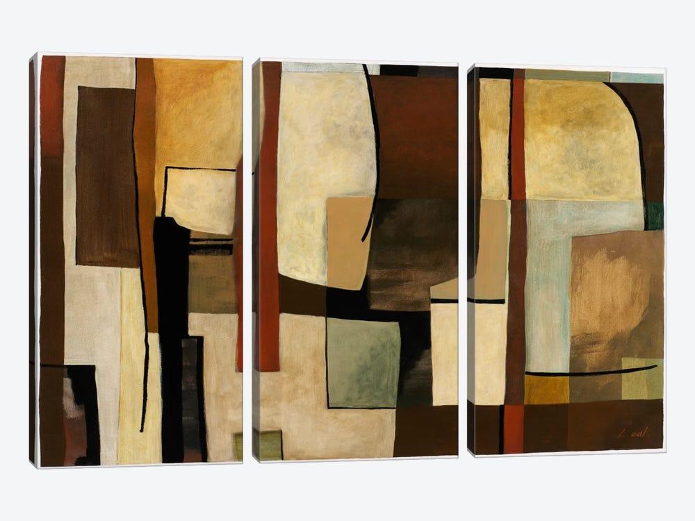 I94 by Pablo Esteban 3-piece Canvas Print