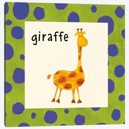 Giraffe Canvas Print #9648} by Esteban Studio Canvas Print