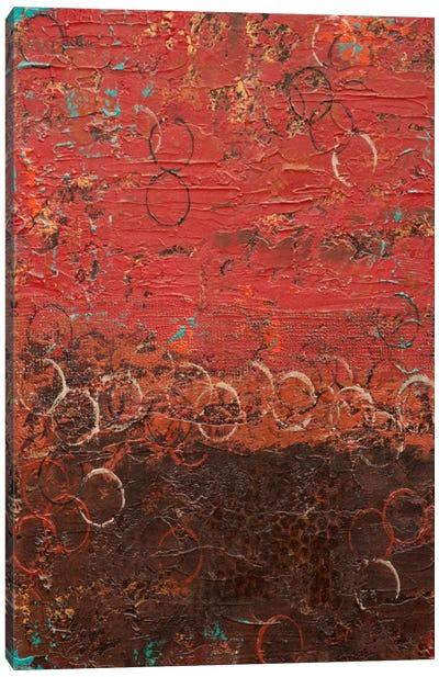 Rustic Industrial XIV Canvas Art Print