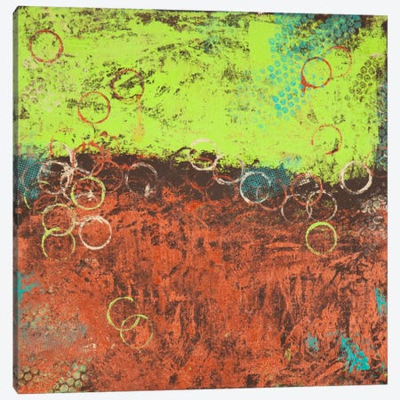 Rustic Industrial XIII Canvas Print #9661} by Hilary Winfield Art Print