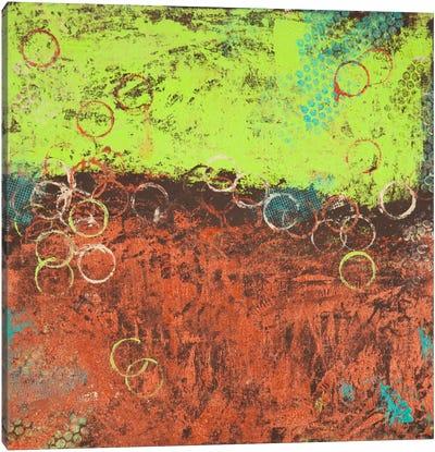 Rustic Industrial XIII Canvas Art Print