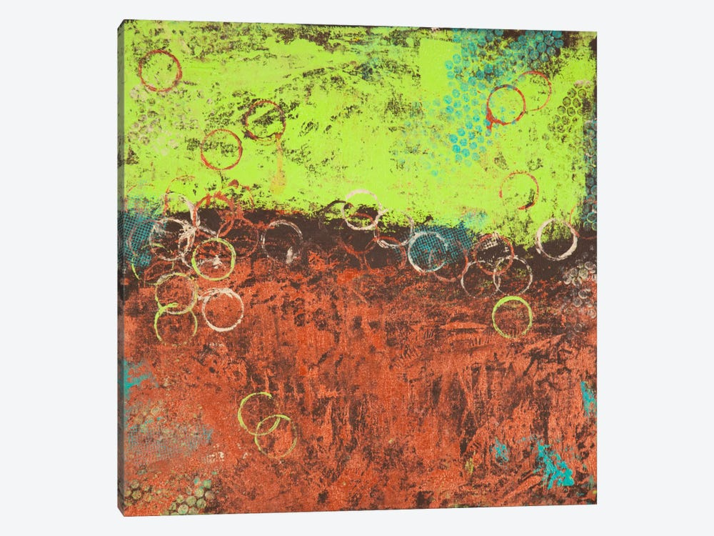 Rustic Industrial XIII by Hilary Winfield 1-piece Canvas Art