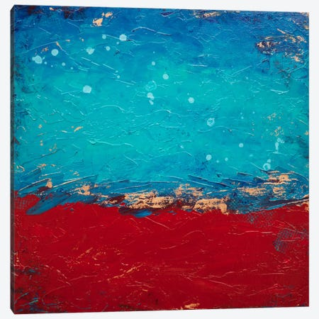Stars Aligned Canvas Print #9663} by Hilary Winfield Art Print