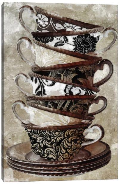 Tea I Canvas Print #9664