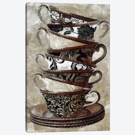 Tea I Canvas Print #9664} by Color Bakery Canvas Wall Art