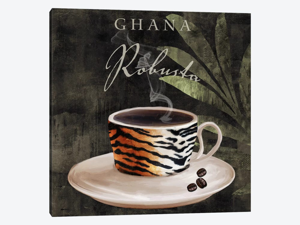 Afrikan Coffee IV by Color Bakery 1-piece Canvas Artwork