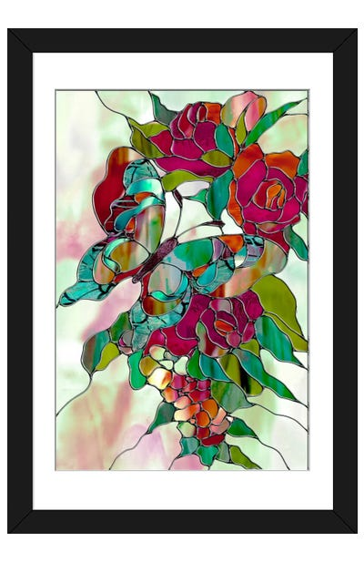 Changeling Framed Art Print