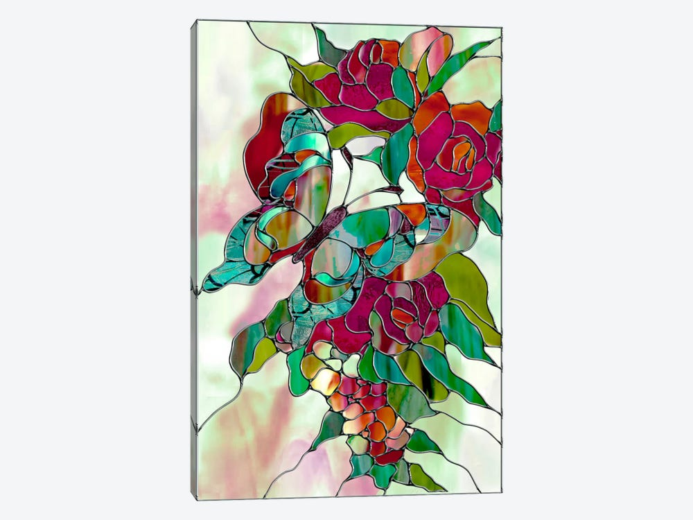 Changeling by Mindy Sommers 1-piece Canvas Wall Art