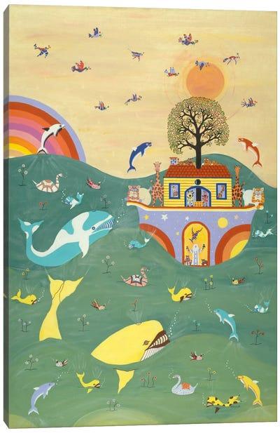 Noah's Ark I I Canvas Art Print