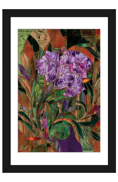 Manaji Framed Art Print