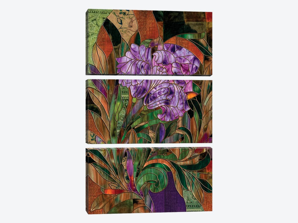 Manaji by Mindy Sommers 3-piece Canvas Art