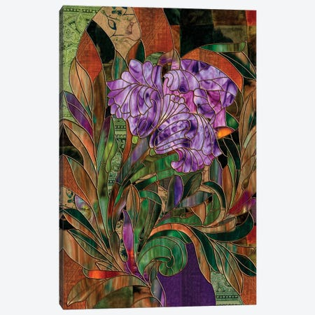 Manaji Canvas Print #9748} by Mindy Sommers Canvas Wall Art