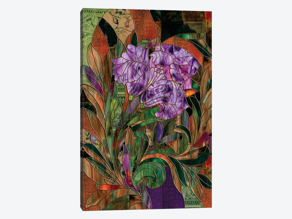 Manaji by Mindy Sommers 1-piece Canvas Artwork