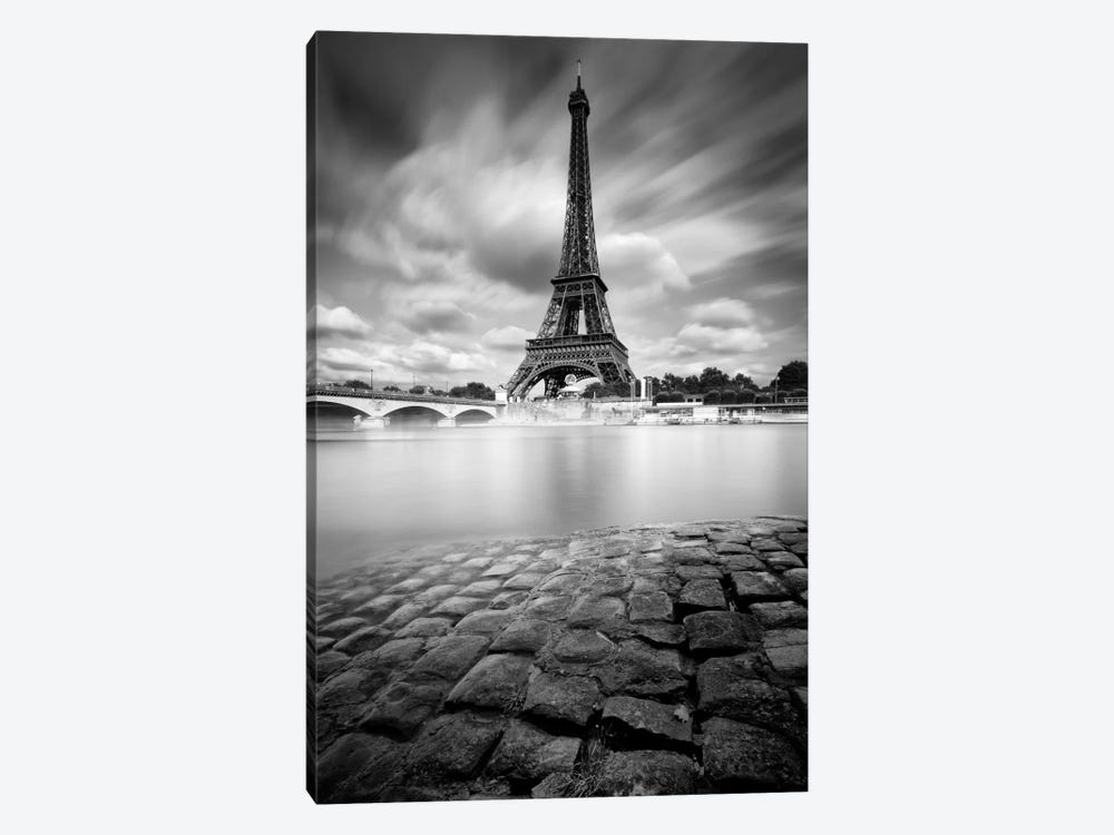 Eiffel Tower Study I by Moises Levy 1-piece Art Print