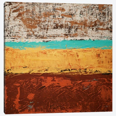 Lithosphere XVIII Canvas Print #9810} by Hilary Winfield Canvas Artwork