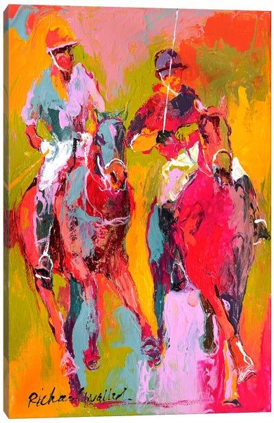Polo II Canvas Art Print