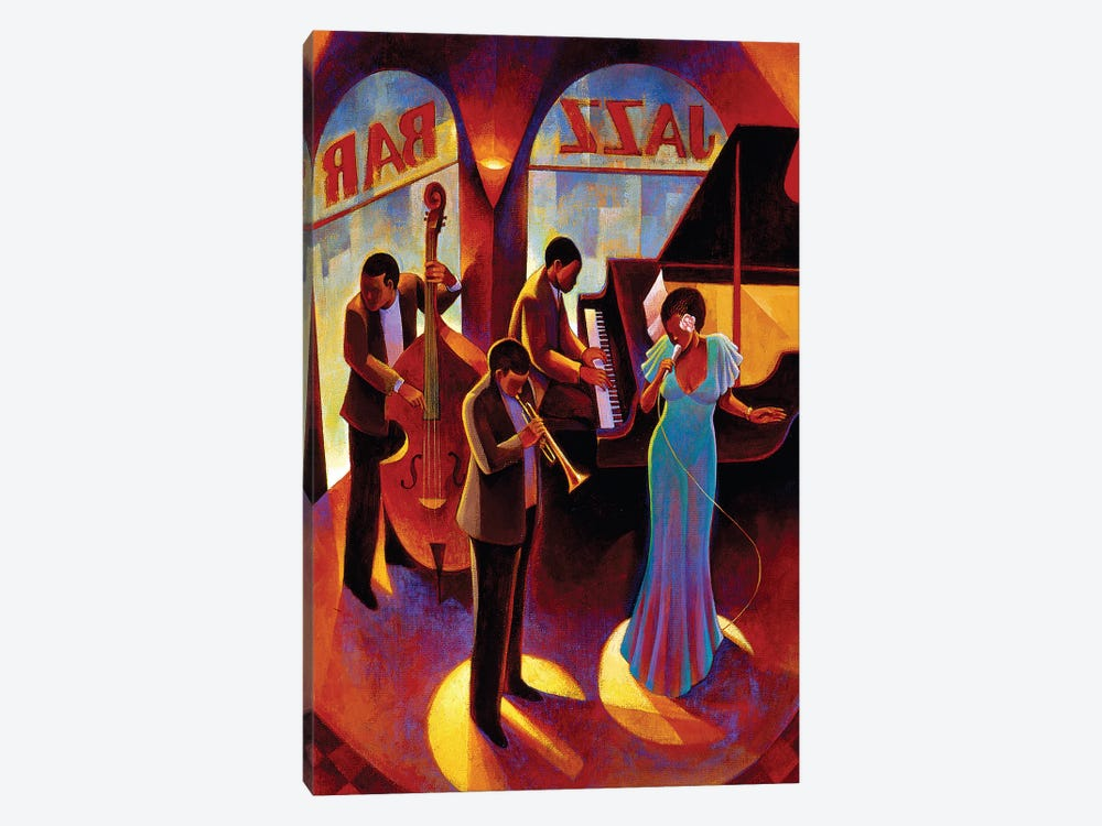 At The Top by Keith Mallett 1-piece Art Print