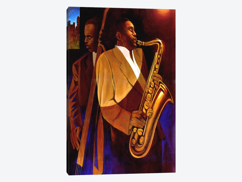 Body And Soul by Keith Mallett 1-piece Art Print