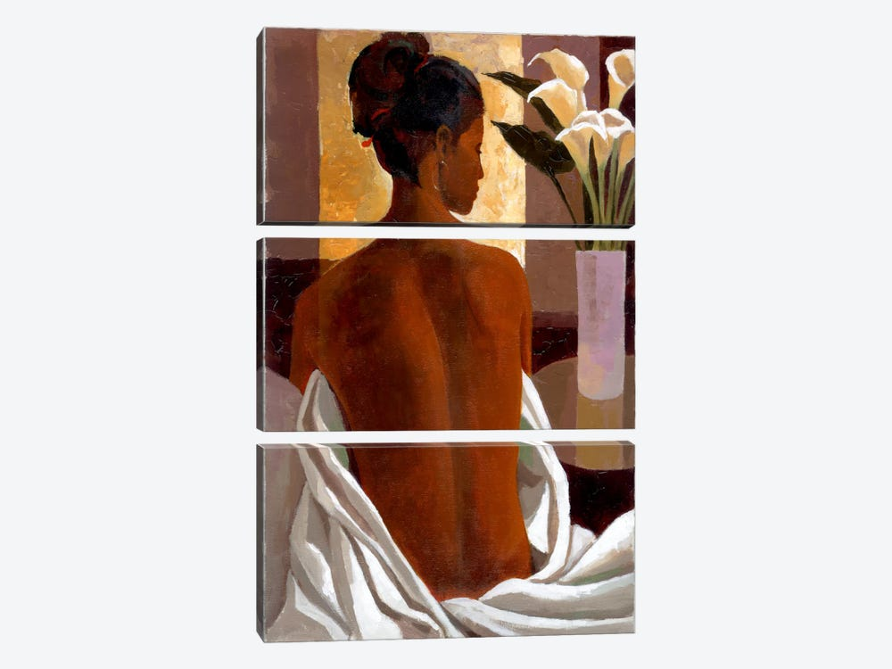 Morning Light by Keith Mallett 3-piece Art Print