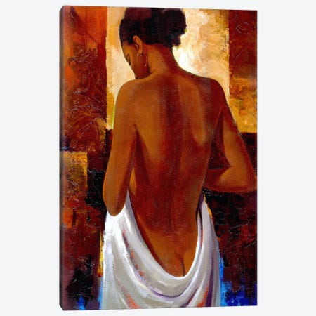 Summer Nights Canvas Print #9896} by Keith Mallett Canvas Print
