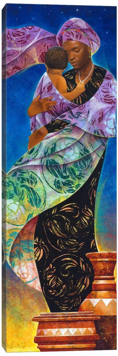 UsikuNight Canvas Print #9906