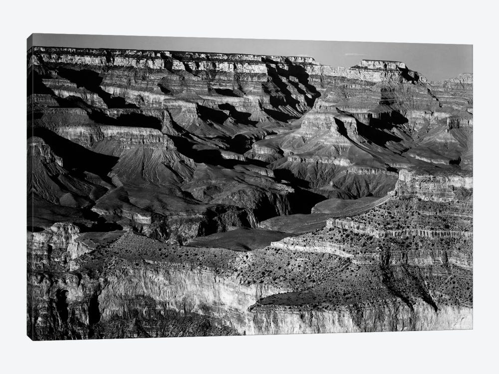 Grand Canyon National Park XVI by Ansel Adams 1-piece Canvas Wall Art