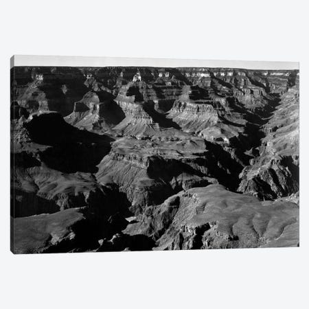Grand Canyon National Park XVII Canvas Print #AAD11} by Ansel Adams Canvas Print
