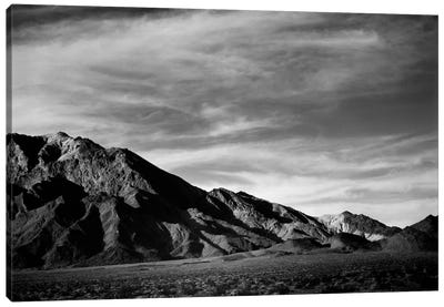 Near Death Valley Canvas Art Print