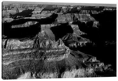 Grand Canyon National Park XX Canvas Print #AAD17
