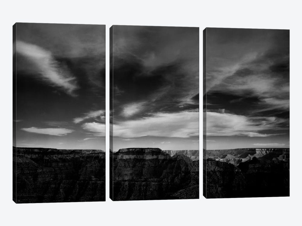Grand Canyon National Park XXIV by Ansel Adams 3-piece Canvas Artwork
