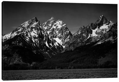 Grand Teton XI Canvas Print #AAD22