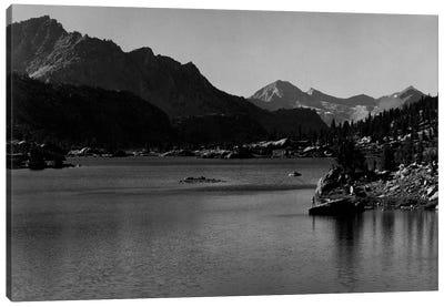 Rac Lake Canvas Print #AAD23