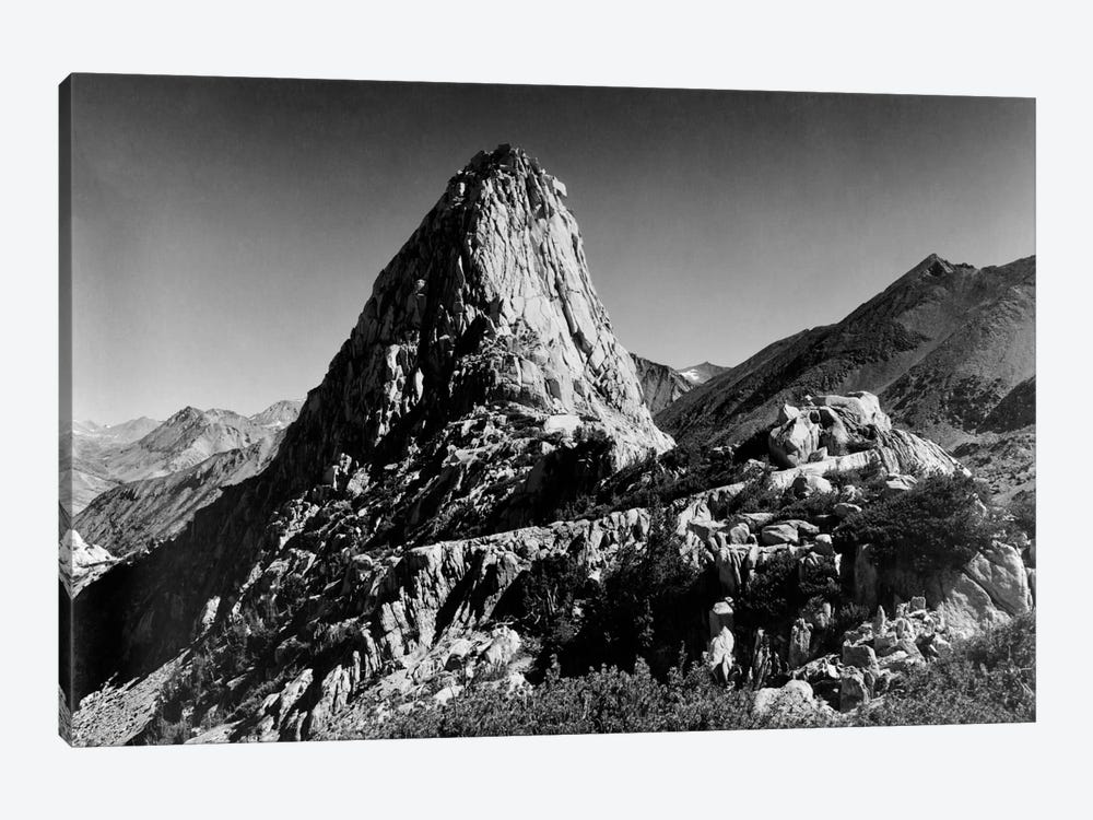 Fin Dome by Ansel Adams 1-piece Art Print