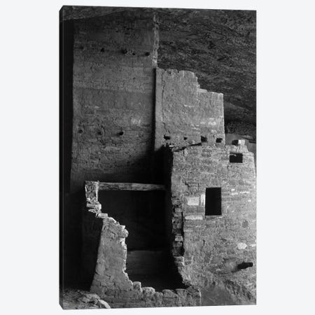 Cliff Palace, Mesa Verde National Park Canvas Print #AAD26} by Ansel Adams Art Print