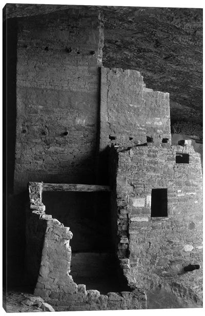 Cliff Palace, Mesa Verde National Park Canvas Art Print