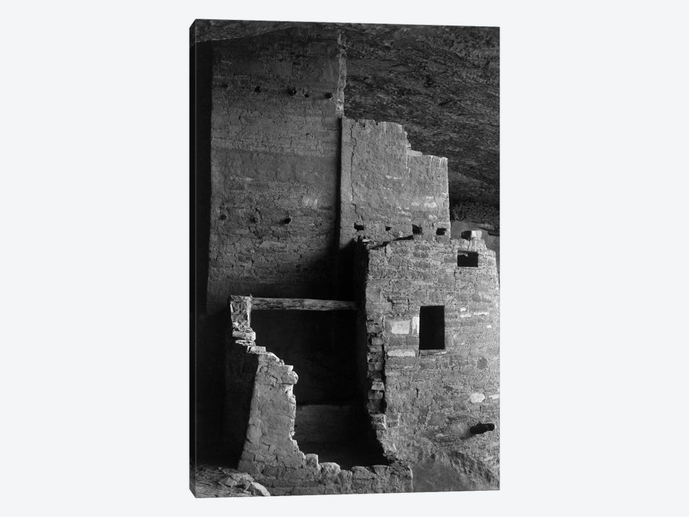 Cliff Palace, Mesa Verde National Park by Ansel Adams 1-piece Art Print