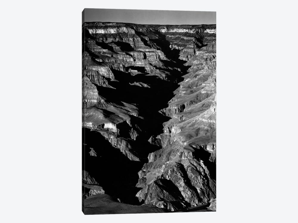 Grand Canyon From S. Rim, 1941 by Ansel Adams 1-piece Canvas Print