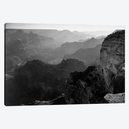 Grand Canyon National Park I Canvas Print #AAD6} by Ansel Adams Canvas Art