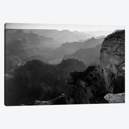 Grand Canyon National Park I Canvas Print #AAD6} by Ansel Adams Canvas Art