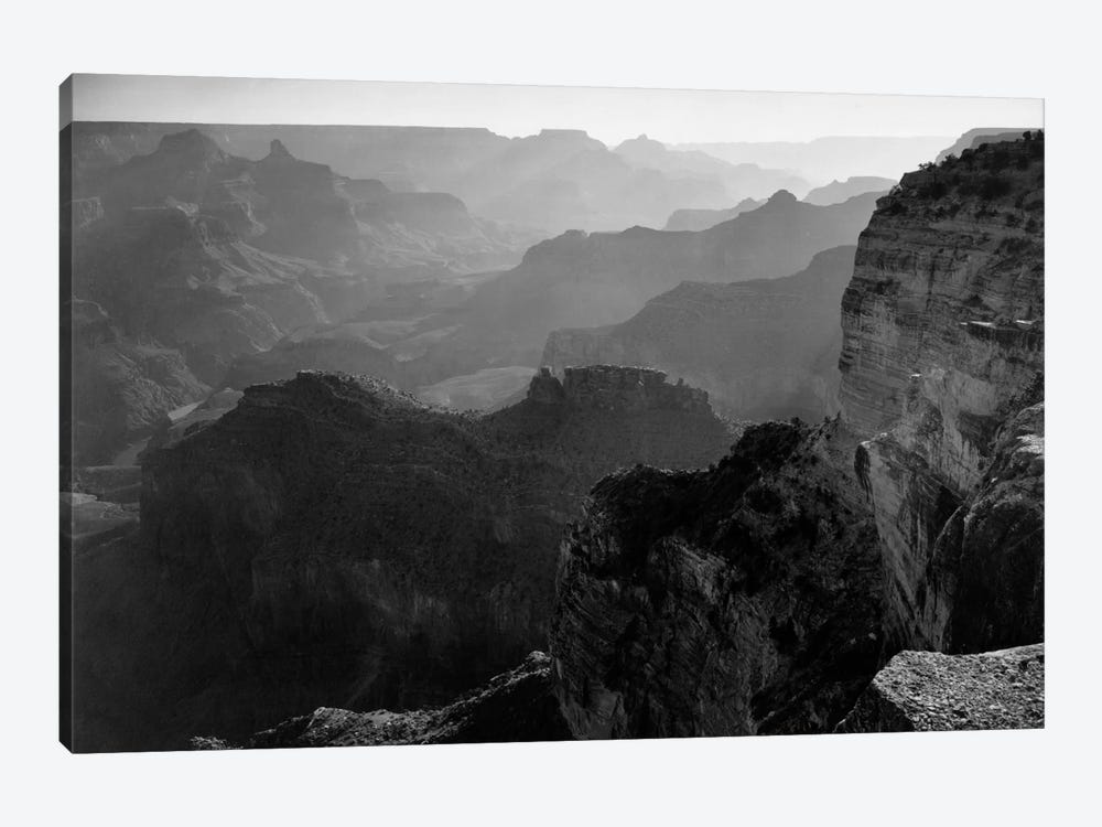 Grand Canyon National Park I by Ansel Adams 1-piece Canvas Art