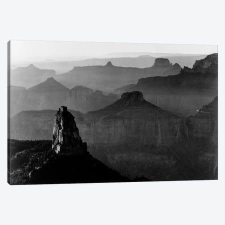 Grand Canyon National Park III Canvas Print #AAD7} by Ansel Adams Canvas Artwork