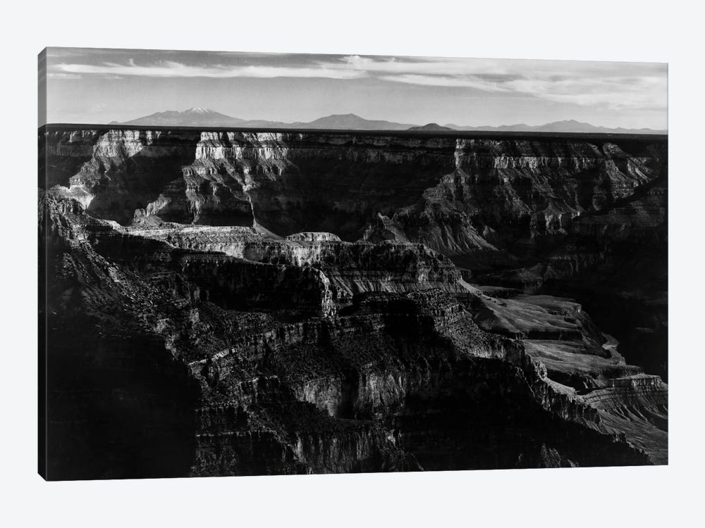 Grand Canyon National Park XII by Ansel Adams 1-piece Canvas Art Print
