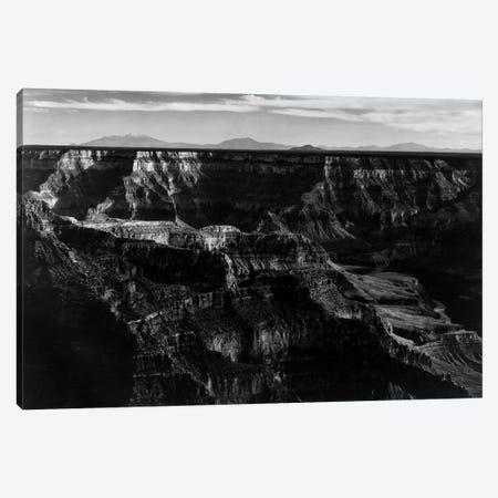 Grand Canyon National Park XII Canvas Print #AAD9} by Ansel Adams Canvas Art Print