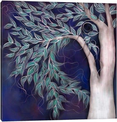 Justyna Canvas Art Print