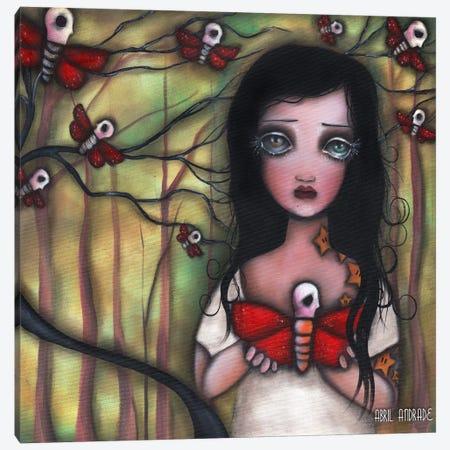 Matilda Canvas Print #AAE15} by Abril Andrade Canvas Print