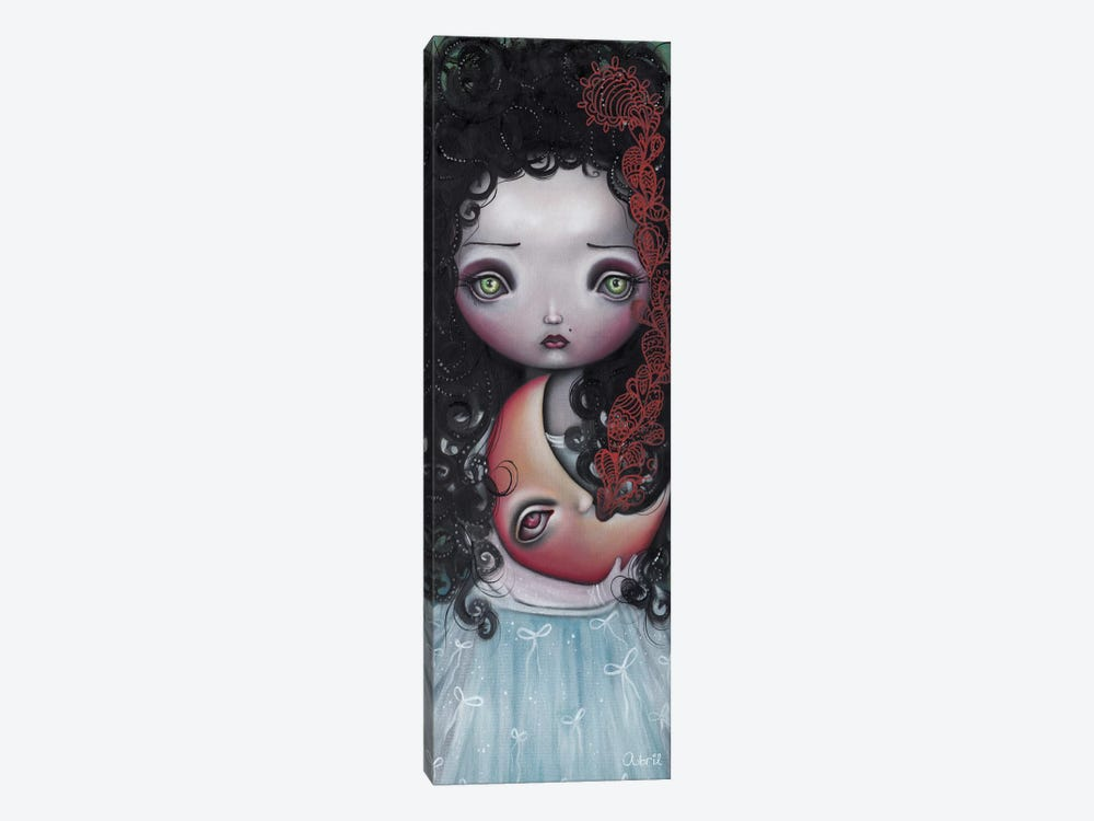 Moon Keeper by Abril Andrade 1-piece Art Print