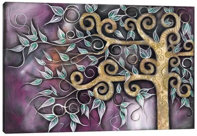 My Aurora Canvas Art Print