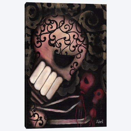 My Dear Friends Canvas Print #AAE20} by Abril Andrade Canvas Art Print