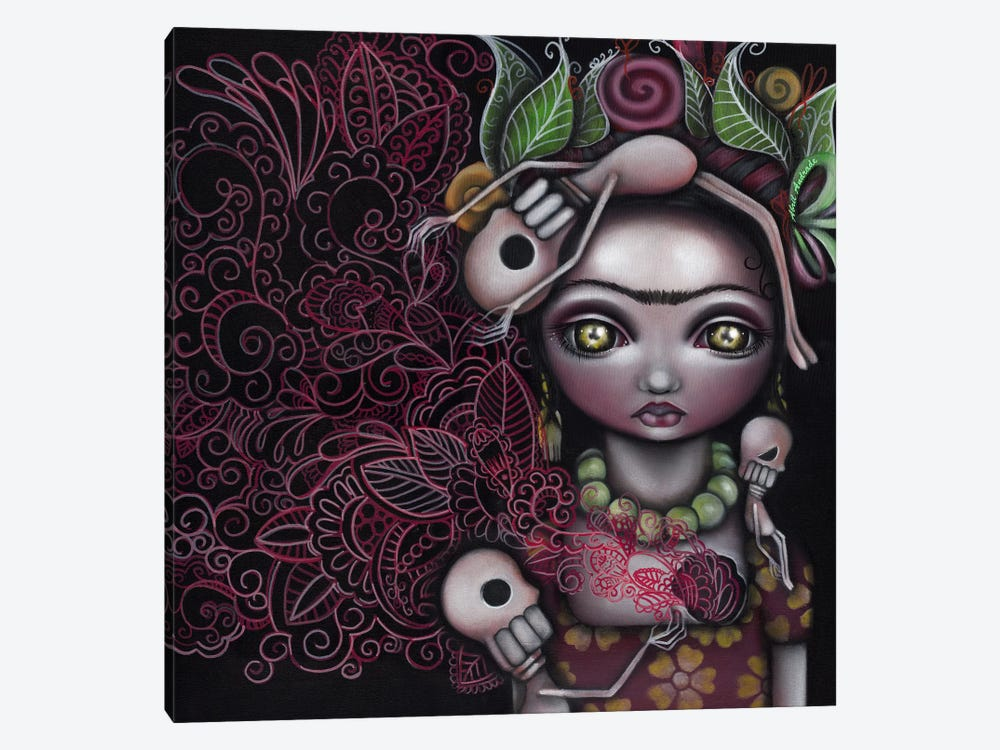 My Inner Feelings by Abril Andrade 1-piece Art Print
