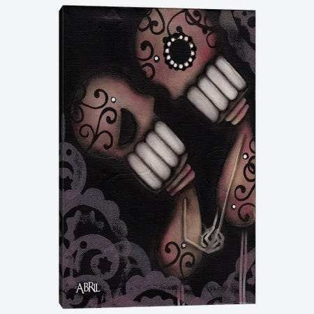 Our Endless Love Canvas Print #AAE26} by Abril Andrade Canvas Art